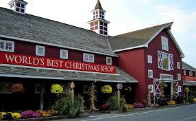 Deerfield Massachusetts - Yankee Candle Company