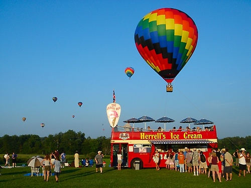 Greenfield Massachusetts - Green River Music Festival