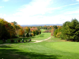 Amherst Massachusetts - Cherry Hill Golf Course