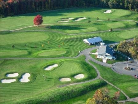 South Hadley Massachusetts - Ledges Golf Courses