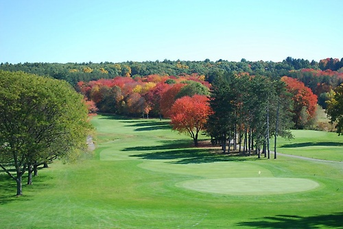 South Hadley Massachusetts - Orchards Golf Club
