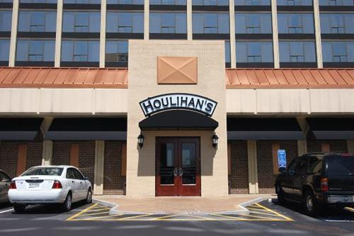 Houlihan's Restaurant, everything fresh made!