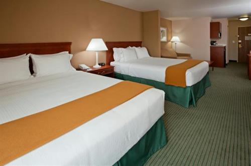 Two-Queen Bed Suite