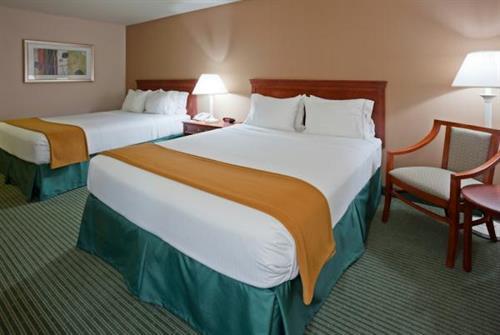 Standard Two-Queen Bed