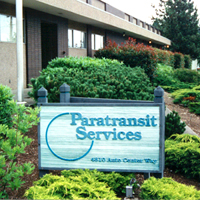 Paratransit Services Corporate Headquarters in Bremerton, Washington