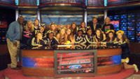 Competition Cheer Team interviews on 11Alive