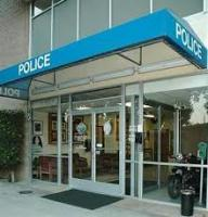 Visalia Police Department- 303 S Johnson at Acequia