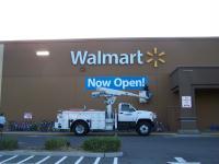 Wal-Mart supercenter on Mooney