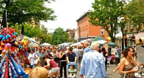 Tarrytown Street Fair