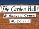 Carden Hall & Banquet Center, The