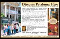 Petaluma Museum Ad