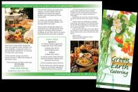 Green Earth Catering Brochure