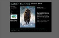 Design, Promotion and Hosting for KarrenBonnie.net