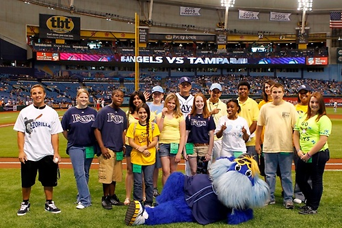 Education Night with the Rays