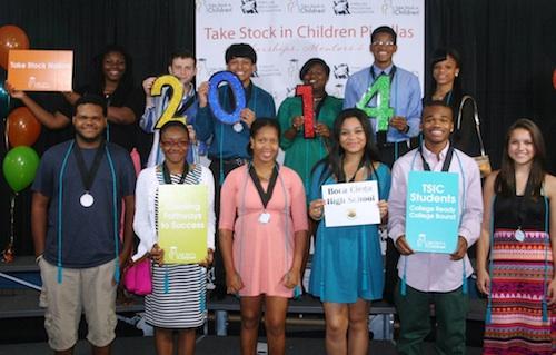 Take Stock in Children Scholarship Recipient