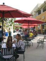 Have lunch in our beautiful outdoor seating area.