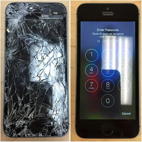 We repair cell phones!