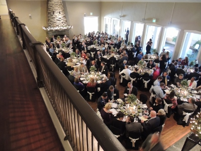 2014 Annual Business Dinner, Oakwood Country Club