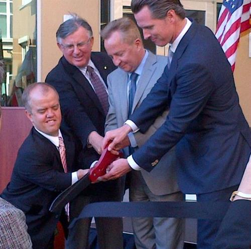 BioMarin Ribbon Cutting