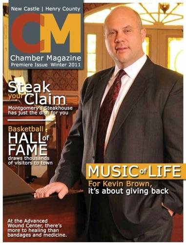January Edition Chamber Magazine