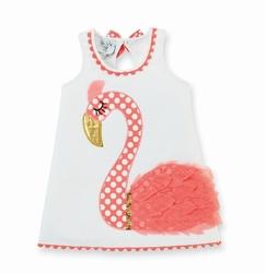 Mud Pie ! Flamingo Sizes 2-3-4-5 $37.99