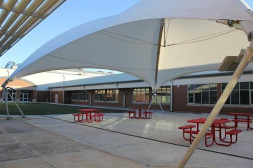 Christian County Middle School Interior