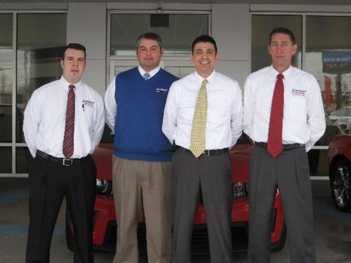 Patriot Chevrolet Management