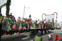 Kiwanis Christmas float