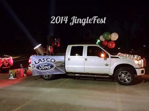 2014 Jinglefest Parade