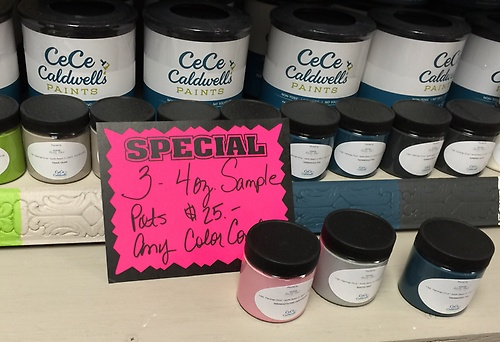 SOUTH SHORE AREA RETAILER FOR CECE CALDWELL PAINTS & finishes!!!