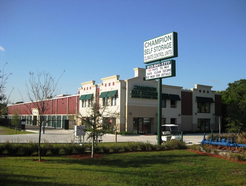 Champion Self Storage