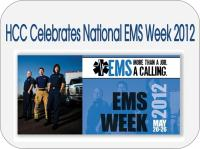 HCC Celebrates National EMS Week May 2012