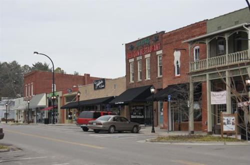Historic Downtown Chickamauga