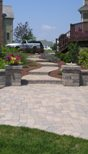 Brick Pavers - design and installation