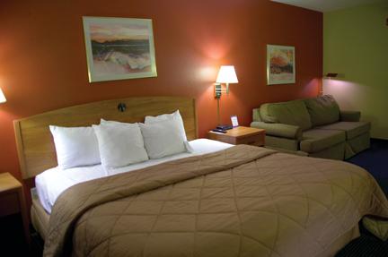 comfort inn guest room 2011