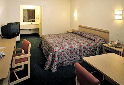 Hotel room 2011