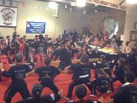 Red Dragon Karate Belt Testing