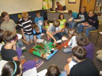 Katie Cantu - classroom education