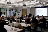 Free energy efficiency seminars held monthly at the FSTC
