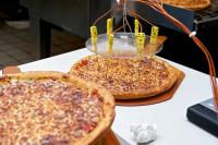 Pizza testing