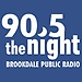90.5 The Night/Brookdale Public Radio