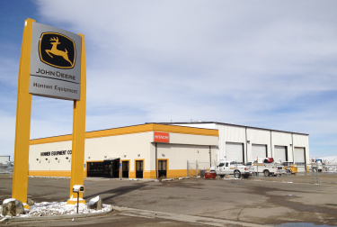 Honnen Equipment Rock Springs location