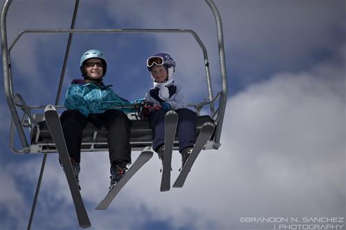 Ski, Snowboard, and Nordic at White Pine Ski Area, 10 miles from town