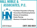 Hall, Noble & Associates, P.C.
