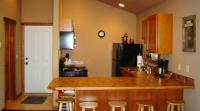 Family Cabins have full size, fully equipped kitchens.
