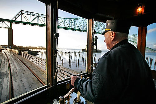 Astoria Trolley for Travel Oregon