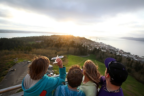 Astoria Column for Travel Oregon