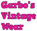 Garbo's Vintage Wear