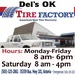 Del's Ok Tire Factory Point S