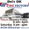 Del's O.K. Point S / Tire Factory